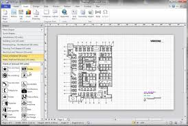 Visio Floor Plan by I Need To Make A Visio Drawing With Autocad Youtube