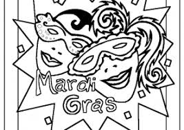 mardi gras coloring pages coloring4free com