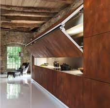 Interior Decorating Kitchen by Warendorf Hidden Kitchen Great For An Outdoor Bbq Bar Ext
