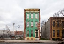 10 orphan row houses so lonely you ll want to take them ben marcin last house standing is a study of solitary row houses