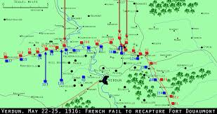 wwi centennial french fail to retake fort douaumont mental floss