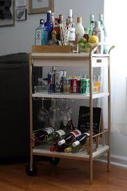 100 best ikea hacks images on pinterest bar carts ikea bar cart