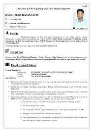 Sample Hvac Resume by Fire Alarm Technician Resume Contegri Com