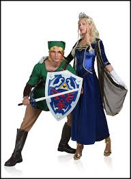 Link Halloween Costumes Video Game Couples Costume Ideas Halloween Costumes Blog