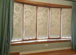 Roller Shades For Windows Designs How To Design Beautiful Roller Shades With Wallpaper