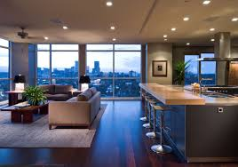 contemporary open floor plans open floor plan by bulthaup denver luxesource luxe magazine