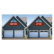 Decorative Window Decals For Home Garage Doors Faux Windowsrage Door Wayne Daltonall Windowsadd
