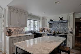 Country Kitchen With Custom Hood By Tim Nells Zillow Digs Zillow - Country kitchen tile backsplash