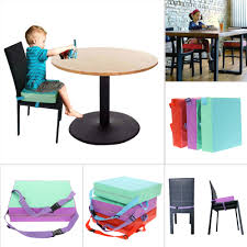 Baby Seat For Dining Chair Portable Baby Toddler Feeding High Chair Booster Seat Pad
