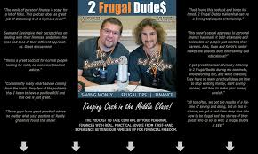 2fd 027 surviving early retirement u2013 2 frugal dudes