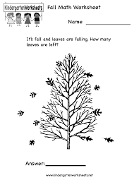 9 best images of fall printable activity worksheets free