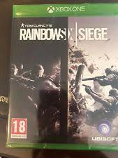 siege microsoft usa name tom clancy s rainbow six siege platform microsoft xbox
