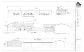 Eichler Plans by Menlo Park Accessory Dwelling Architecture Plans And Construction