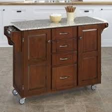 Island Cart Kitchen Kitchen Island Cart Granite Top Foter