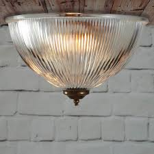 Ceiling Light Fixture by Moroni Reverse Dome Ceiling Light Mullan Lighting