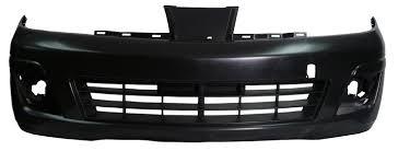 nissan versa front bumper removal amazon com nissan versa front bumper cover oem style sl model