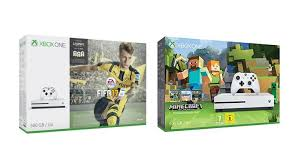 fifa 17 amazon black friday get an xbox one s console with fifa 17 or minecraft for 219 today