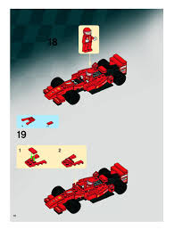 ferrari f1 lego instructions for 8185 1 ferrari f1 cargo bricks argz com