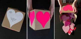 creative valentines day ideas for him s day gift for him charming creative projects