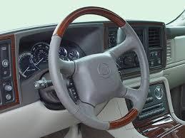 cadillac escalade steering wheel 2003 cadillac escalade reviews and rating motor trend