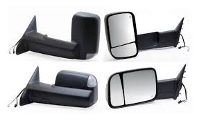 towing mirrors for dodge ram 3500 2009 2010 2011 2012 dodge ram 1500 2500 3500 driver side heated