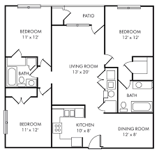 charleston apartment riverland woods floorplans exact dimensions features may vary with each floor plan