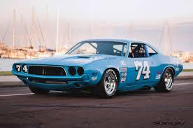 Dodge Challenger Wagon - 1973 dodge challenger race car ex dale earnhardt saturday