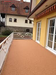 balkon fliesen kunststoff farben und beläge zur balkon und terrassensanierung m t polyester