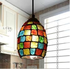 Mosaic Pendant Lighting by Discount European Tiffany Lamps Pastoral Mosaic Chandelier Veranda