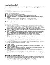 Example Accounting Resume Accounts Receivable Duties Resume Resume For Your Job Application