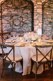Wooden Wedding Chairs Romantic Outdoor Wedding With Soft Rustic Elements U0026amp Lush