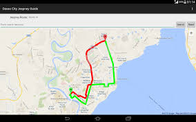 Ana Route Map Davao City Jeepney Guide Android Apps On Google Play