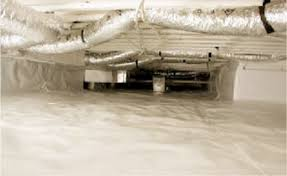 warren ohio crawl space encapsulation attic cleanup