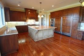 island in a kitchen 50 high end wood kitchens photos designing idea