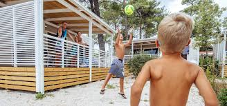 Chalet Schlafzimmer Gebraucht Mobilheime In Dalmatien Zadar Zaton Holiday Resort
