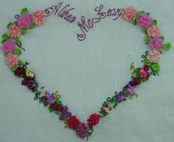silk ribbon embroidery silk ribbon embroidery al mcleary home
