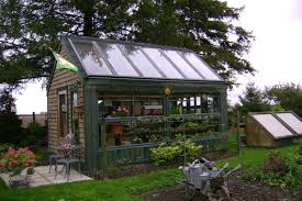 beauteous 10 garden sheds greenhouses combined inspiration of