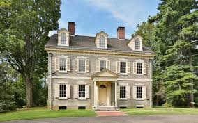 federal style houses historic upsala mansion in mt airy is under contract curbed philly