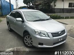 Used Toyota Corolla Axio From Japan Car Exporter 1112030 Giveucar