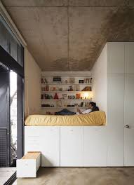Plans For Building A Loft Bed With Storage by Clever Bed Designs With Integrated Storage For Max Efficiency