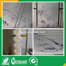 manufacturer printed honeycomb blinds cellular shade cellular