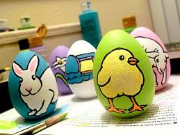 wooden easter eggs that open 49 best wooden easter egg painting playdate images on