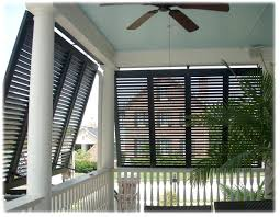 exterior blinds for porch myfavoriteheadache com