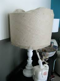 home lighting design tutorial lighting various design of burlap lamp shade for home lighting ideas