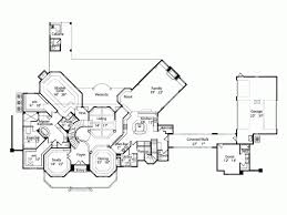 5 Bedroom House Plan by Contemporary Modern House Plan With 6814 Square Feet And 5