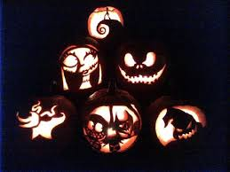 Nightmare Before Christmas Pumpkin Stencils 9 Best Holiday Ideas Images On Pinterest Halloween Ideas