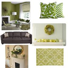 contemporary grey and green living room decorating ideas awesome