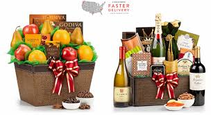 send hampers and gifts to the usa