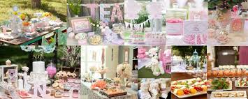shabby chic baby shower decorations photo how to throw a image