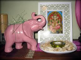 sacred elephants symbology